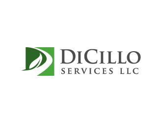 DiCillo Services LLC logo design