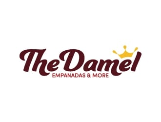 THE DAMEL logo design