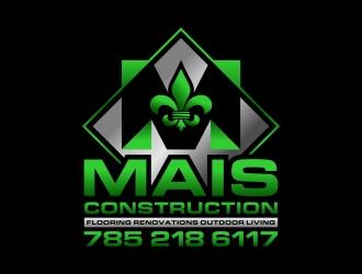 Mais Construction  logo design