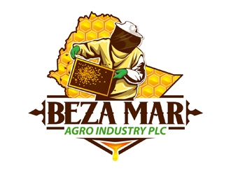 BEZA MAR AGRO INDUSTRY PLC. logo design