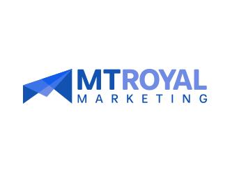 Mtroyal Marketing logo design