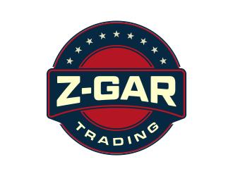 Z-Gar Trading logo design