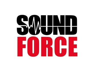 Sound Force logo design