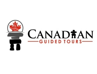 Canadian Guided Tours logo design