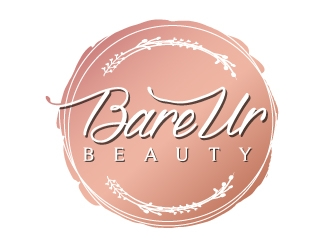 Bare ur Beauty logo design