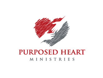 Purposed Heart Ministries logo design