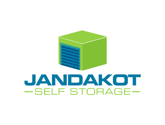 Jandakot Self Storage - JSS logo design