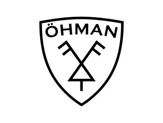 ÖHMAN logo design
