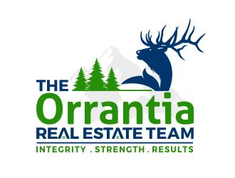 Joshua Orrantia, REALTOR® logo design