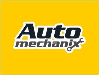 Auto Mechanix logo design