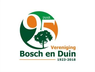 Vereniging Bosch en Duin e.o. logo design