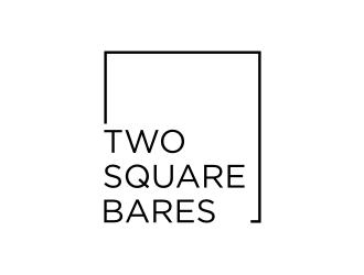 Two square bares         (2▪️ logo design