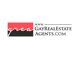 www.GayRealEstateAgents.com logo design