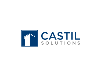 Castil Solutions logo design