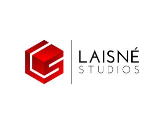 Laisne Studios logo design