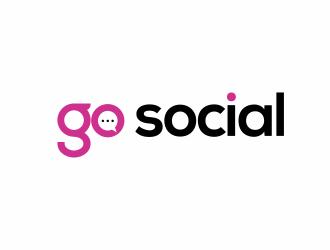 Go Social logo design