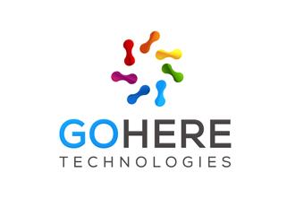 GOHERE Technologies logo design