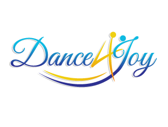 Dance4Joy logo design
