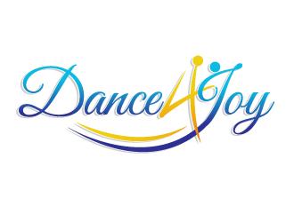 Dance4Joy logo design