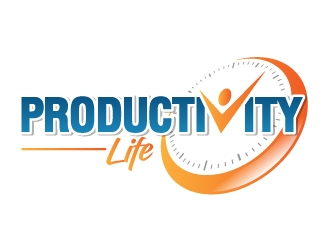 Productivity Life logo design