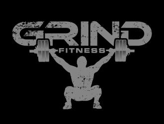 Grind Fitness logo design