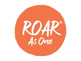 ROAR As One, Inc. logo design