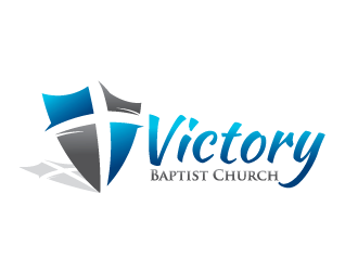 Victory Baptist Church logo design