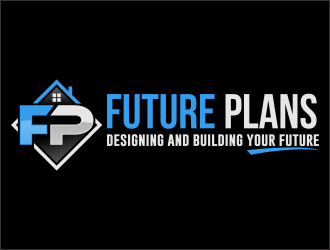 future plans     designing and building your future logo design