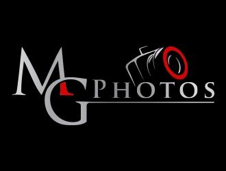MG Photos logo design