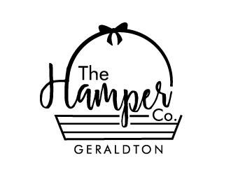 The Hamper Co. Geraldton logo design