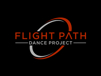 Flight Path Dance Project logo design
