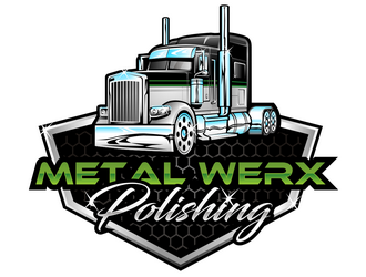 Metal Werx Polishing logo design