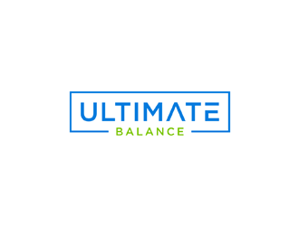 Ultimate Balance logo design