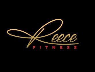 Reece Fitness logo design