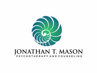 Jonathan T. Mason Psychotherapy and Counseling logo design