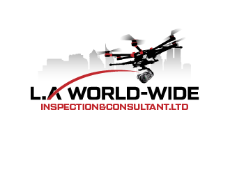 L.A World-wide Inspection&Consultant.Ltd logo design