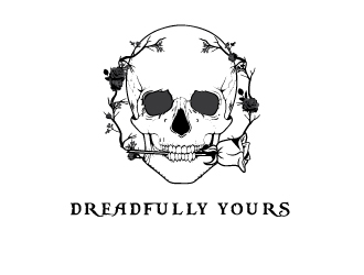 Dreadfully Yours logo design