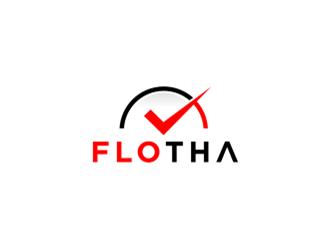 Flotha logo design