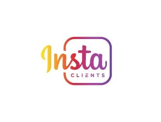 INSTA Clients logo design