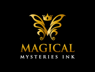 Magical Mysteries Ink logo design