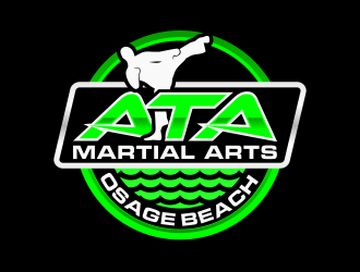 ATA Osage Beach logo design