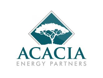 Acacia Energy Partners logo design