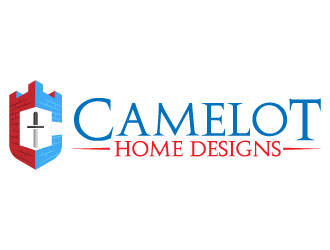 Camelot Home Designs Logo Design