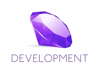 Diamond Development logo design