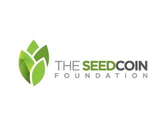 The Seedcoin Foundation logo design
