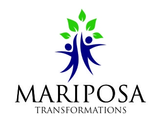 Mariposa Transformations logo design winner