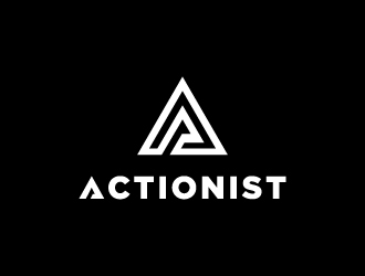 Actionist logo design