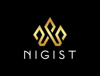 Nigist logo design