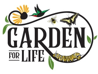 Garden for Life logo design winner