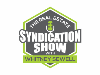 The Real Estate Syndication Show logo design